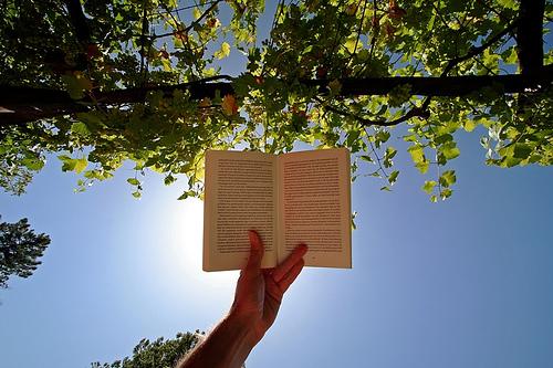 четене на книга